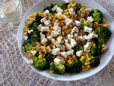 Dhal, Broccoli, Salad Recipes, Salads, Tasty, Vegetables, Kitchen, Food Salad, Diet