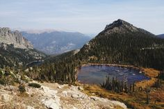 Rocky Mountain Lakes