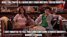 Barney Stinson!!