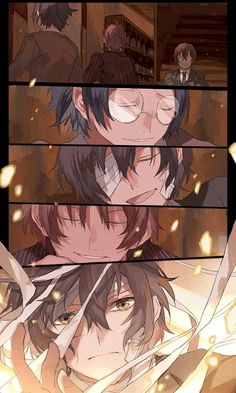 Dazai's birthday (6.19)