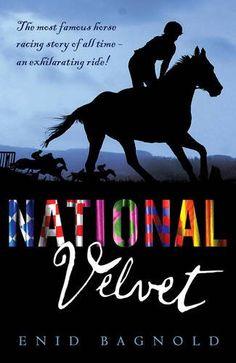 National Velvet by Enid Bagnold- Children's Literature Collection 823 BAG(NAT)