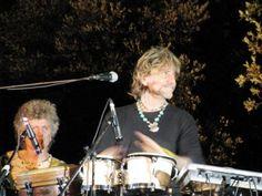 Tony Esposito in concerto in Masseria Quis Ut Deus