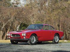 1963 Maserati Sebring | Series I, Tipo AM 101/S | I6, 3,485 cm³ | 235 BHP | Design: Giovanni Michelotti, Vignale