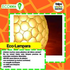 Materiales Eco-Lámpara