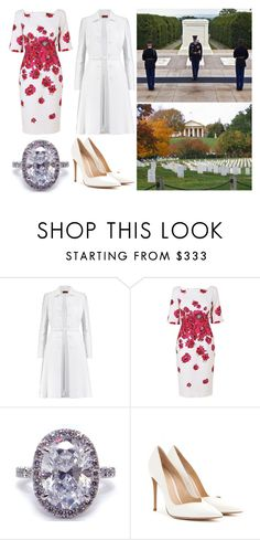 """""""Visiting Arlington Cemetary and the Tomb of the unknown soldier 