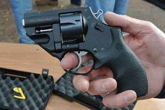Korth's 9mm Revolver