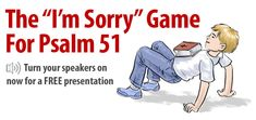 I'm Sorry Bible Game for Psalm 51 Bible Songs For Kids, Bible Study For Kids, Bible Lessons For Kids, Bible Games For Youth, Church Games, Kids Church, Church Ideas, Sunday School Games, Sunday School Lessons