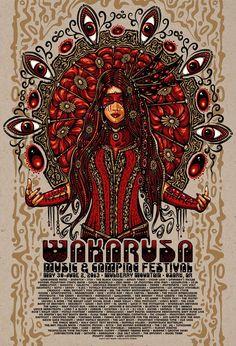 Wakarusa Festival - Jeff Wood - 2013 ----