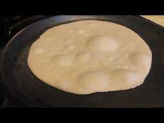 Tortillas De Harina Echas A Mano!!!! - YouTube