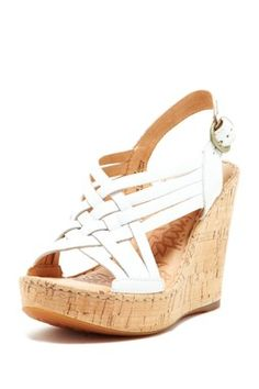 Born Pierson Wedge Sandal