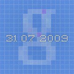 31.07.2009