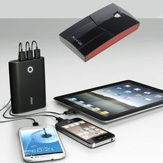 Dual USB Outputs 13000mAh Mobile External Power Battery Charger  Price: $21.24 & Free Shipping