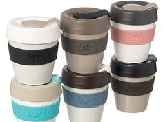 Reusable Coffee Cups and 9 Other Strategies for a Healthy, Green Office