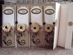 Altered Notepad-Vintage style by mitchygitchygoomy - Cards and Paper Crafts at Splitcoaststampers Crafts To Sell, Diy Crafts, Post It Note Holders, Craft Show Ideas, Thing 1, Craft Sale, Artisanal, Craft Fairs, Craft Gifts