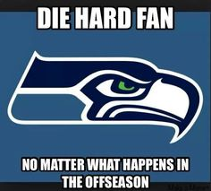 I don't Care if they get rid of Sherman (I really do) But I am a Hawks fan for ever!