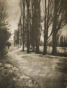 Winter - Robert Demachy