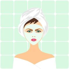 5 Beauty Skin Care Tips: Skin Health Just for Women Top 5 care you can't live without. Skin Care Regimen, Skin Care Tips, Skin Tips, White Clay Mask, Aztec Clay, Reduce Pore Size, Oily Face, Oily Skin, Acne Skin