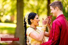 Priya and Robbie Westfields Marriott Outdoor Indian Wedding