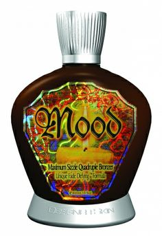 Designer Skin - Mood tanning lotion. Its fragrance: Exotic Warm Spice