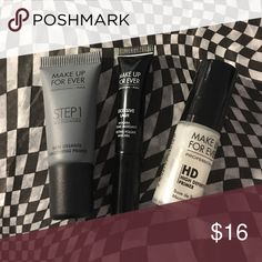 Makeup forever HD foundation | Shades, Foundation and Ea