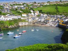 Port Issac, Cornwall. Home of Doc Martin, one of my most favourite places!