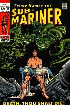 sub marinor | Sub-Mariner Vol 1 13 - Marvel Comics Database