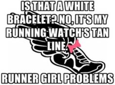 Haha this happened to me during track season last year