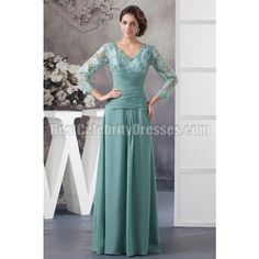 Dark Blue Modest Evening Gowns 2016 Embroidery Long Sleeve Ruched
