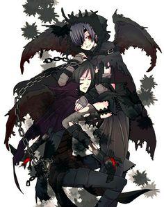 Image result for demon form sebastian | Black Butler | Pinterest ...
