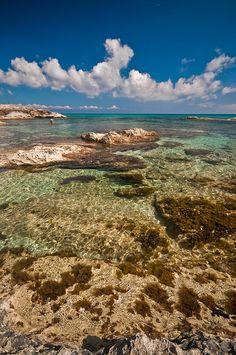 Formentera, an island of Spain
