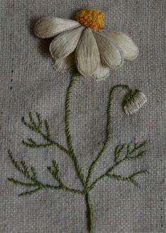Объемная вышивка: Первые шаги в объёмной вышивке