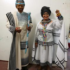 African XHOSA FOR COUPLES Ideas Coordinating African couple – traditional Fortress is an applause application that demonstrates the most recent styles African Print Dresses, African Dress, Xhosa Attire, Nicki Minaj Outfits, African Traditional Wear, Africa Fashion, Editorial Fashion, Style Inspiration, Couples