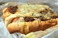"""10 Must Try Foods when Visiting Rhode Island #10 Hot """"NY System"""" style weiners     #VisitRhodeIsland"""