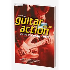 Guitar Action How to play Rock, 12,95 €