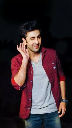 Ranbir Kapoor you looking awesome