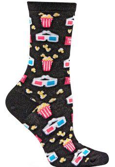 The Movies Crew Socks