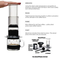 Press Coffee Maker @ just 120 aed Coffee And Espresso Maker, Coffee Shop, Coffee Cups, Coffee Lovers, Coffee Machine, Espresso Machine, Portable Coffee Maker, Coffee Games, Aeropress Coffee