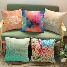 Linen cotton Modern minimalist Cushion cover home-decor-decorative-pillow case Home textile capas para almofadas #Affiliate