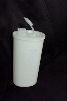 Vintage Tupperware syrup pourer/ Sweet Savor by TeresaScholleDesigns on Etsy