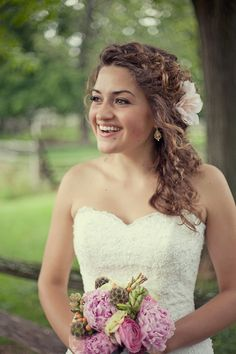 Luke + Anne - Brooke Courtney Photography / Pink Yellow Green Wedding / DIY / Summer Wedding / DIY Bride