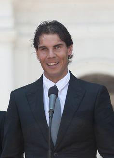 Rafael Nadal | Rafael Nadal: Ojalá el tenis siga limpio del dopaje | Acapulco Sao ...