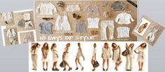 Calypso St. Barth's - 10 Days of Style - The Art of Packing Light