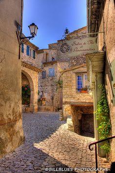 Séguret, Côte d'Azur