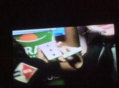 En la tele 5. xD