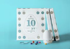 Get Crackin' With Hatch's 10th Annual Egg Kit — The Dieline | Packaging & Branding Design & Innovation News