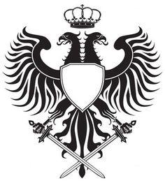 Two headed Masonic Eagle