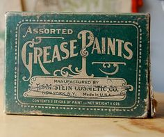 Grease Paints