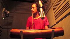 Bobby Alu - LIMA - (Log Drums) Live in Studio