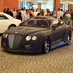 Gorgeous Custom Bentley~