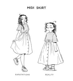 c-cassandra: Midi skirt Women Problems, Girl Problems, Cute Comics, Funny Comics, Funny Cartoons, C Cassandra Comics, Cassandra Calin, Funny Cute, Hilarious